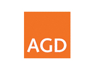 Logo der AGD (Allianz Deutscher Designer)