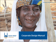 Neues Corporate Design für Islamic Relief Deutschland
